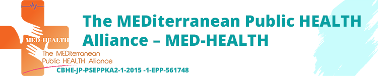 The MEDiterranean Public HEALTH Alliance – MED-HEALTH