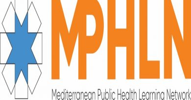 Lunching of The Mediterranean  Public Health Learning Network (MPHLN)